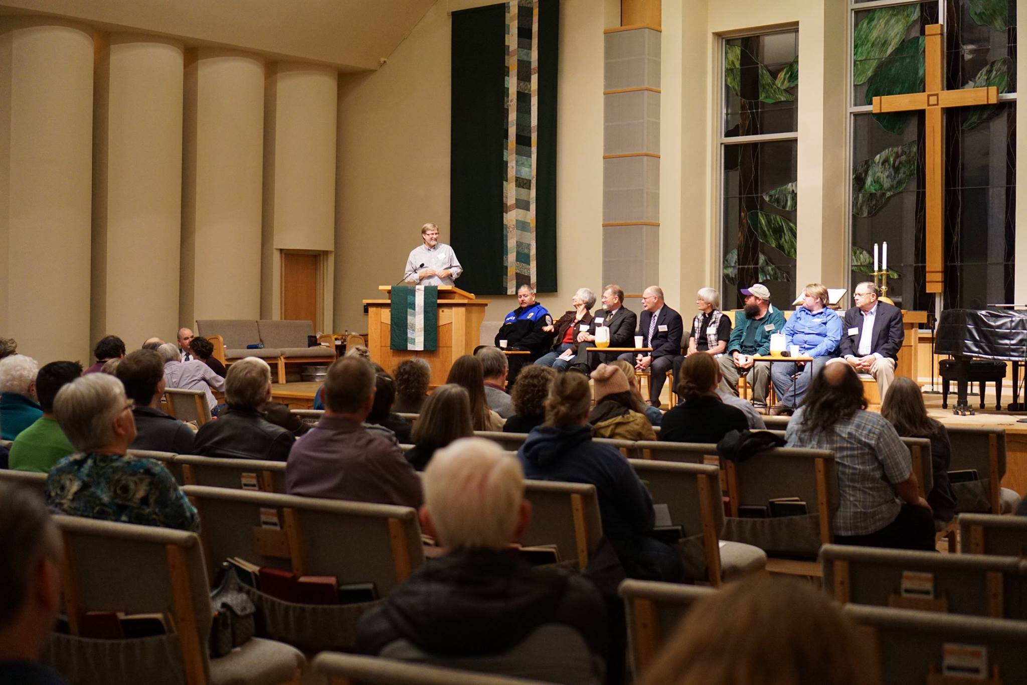 Panel On Homelessness At Bothell Umc