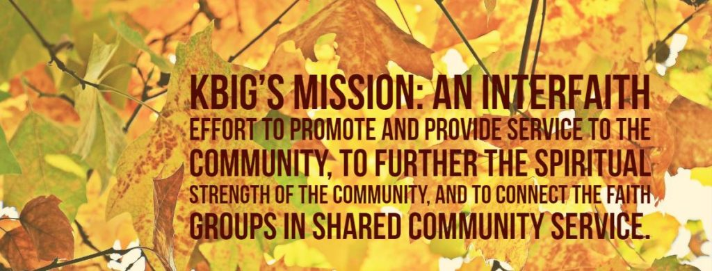 Kbig Mission