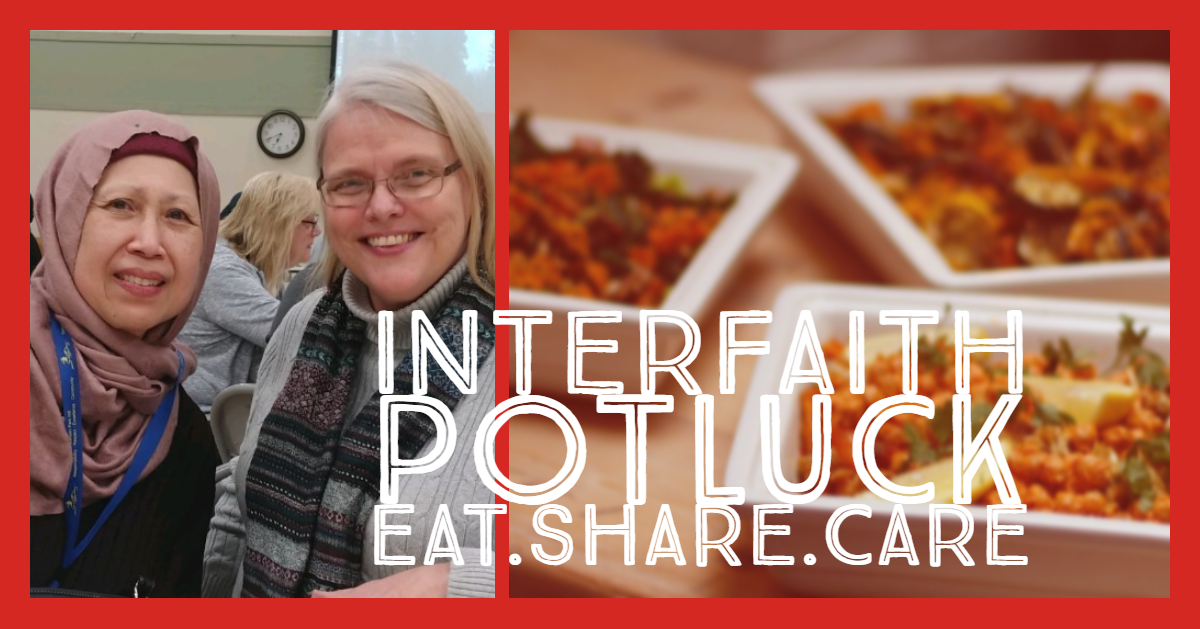 Interfaith Potluck signup