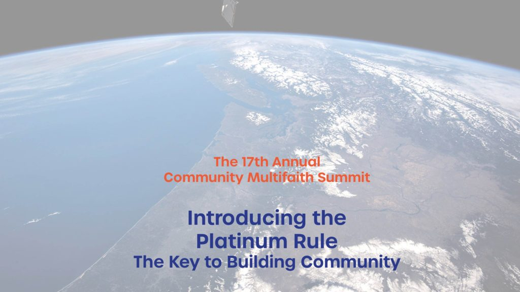 Community Multifaith Summit 2019