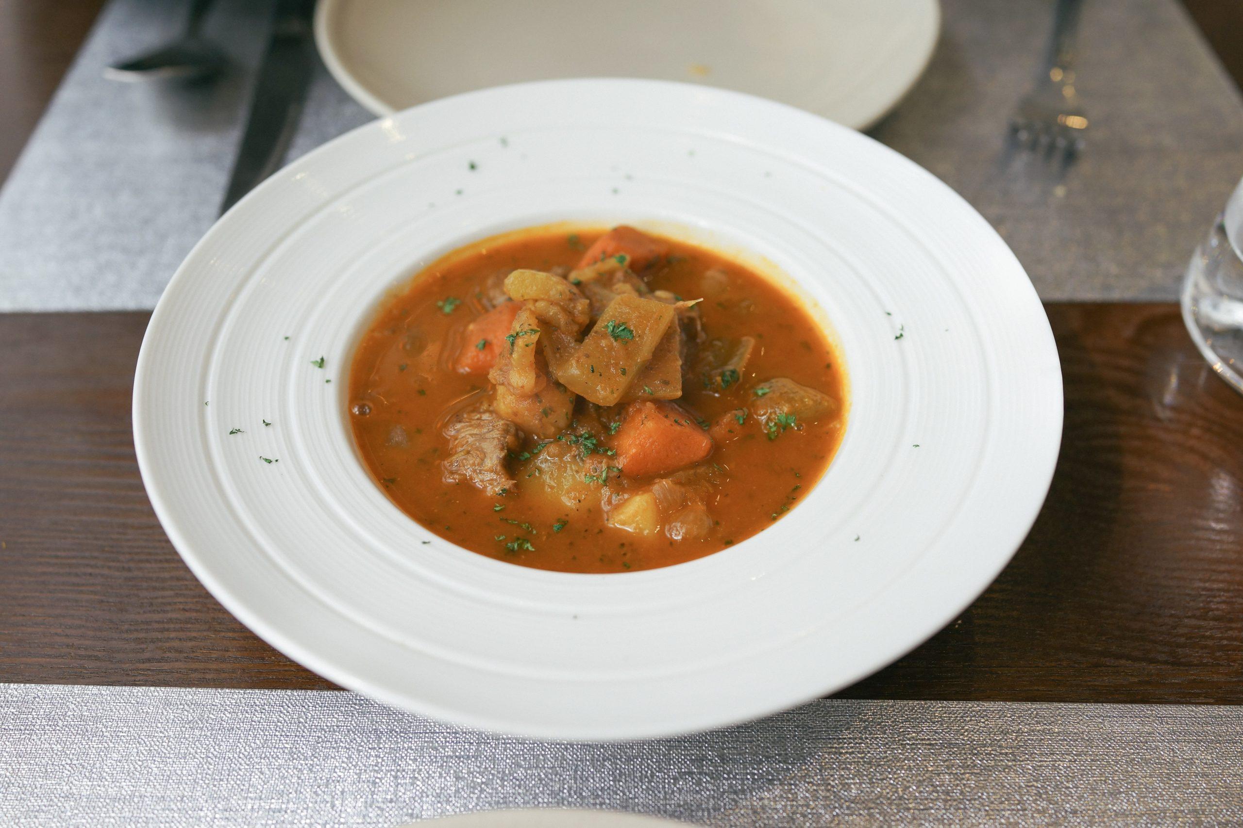 Ramadan Beef Soup