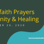 Interfaith Prayers for Unity and Healing resize