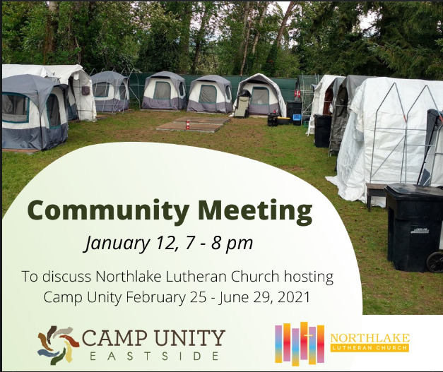 Camp Unity Community Meeting 2021 Jan 12